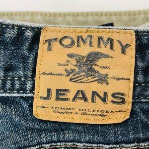 Vintage 90s Tommy Hilfiger denim blue jeans 33/30